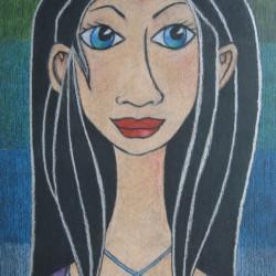 Portret Modigliani